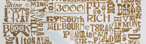 a type of melb ourne